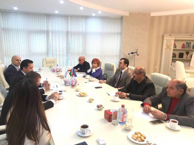 Azərbaycan - Bolqarıstan arasındakı görüş