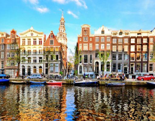Hollandiya, Amsterdam