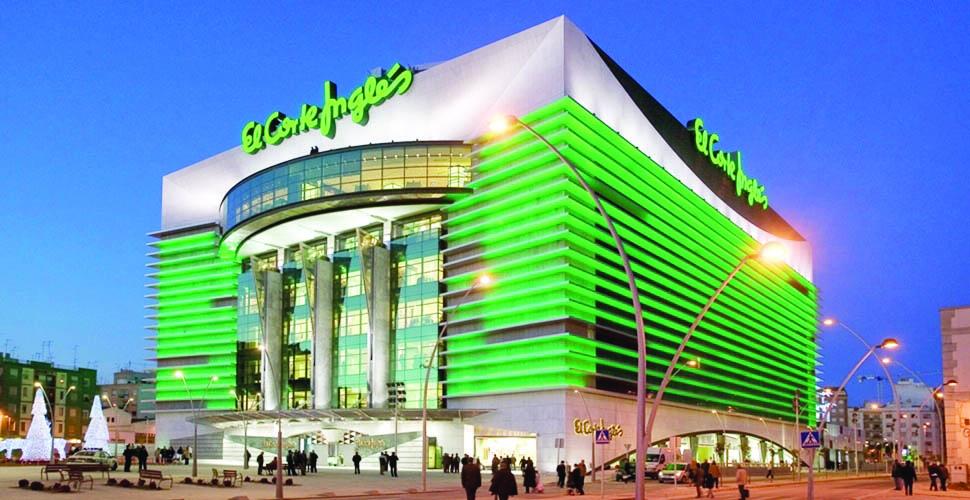 El-Corte-Inglés Mall şəbəkələri