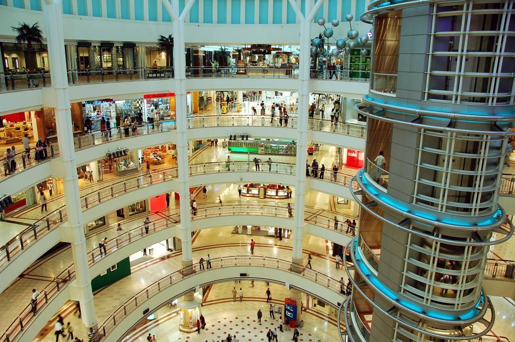 Nyu Yorkda Mall