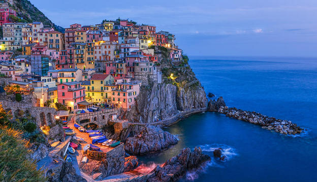 Cinque Terre, İtaliya