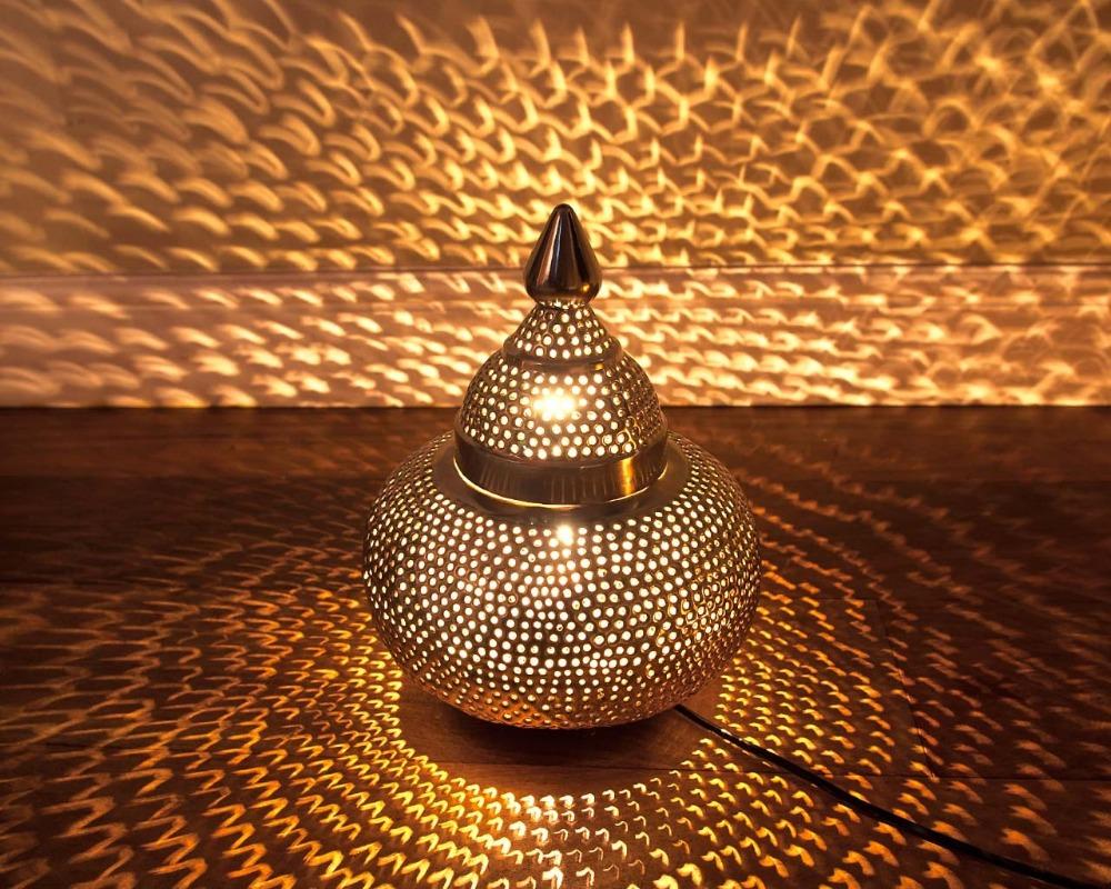 Mərakeş lampaları
