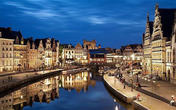 Belçika, Gent şəhəri