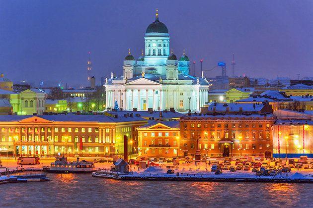 Finlandiya, Helsinki şəhəri
