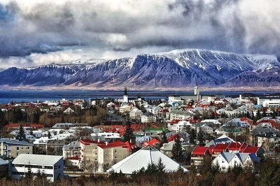 İslandiya