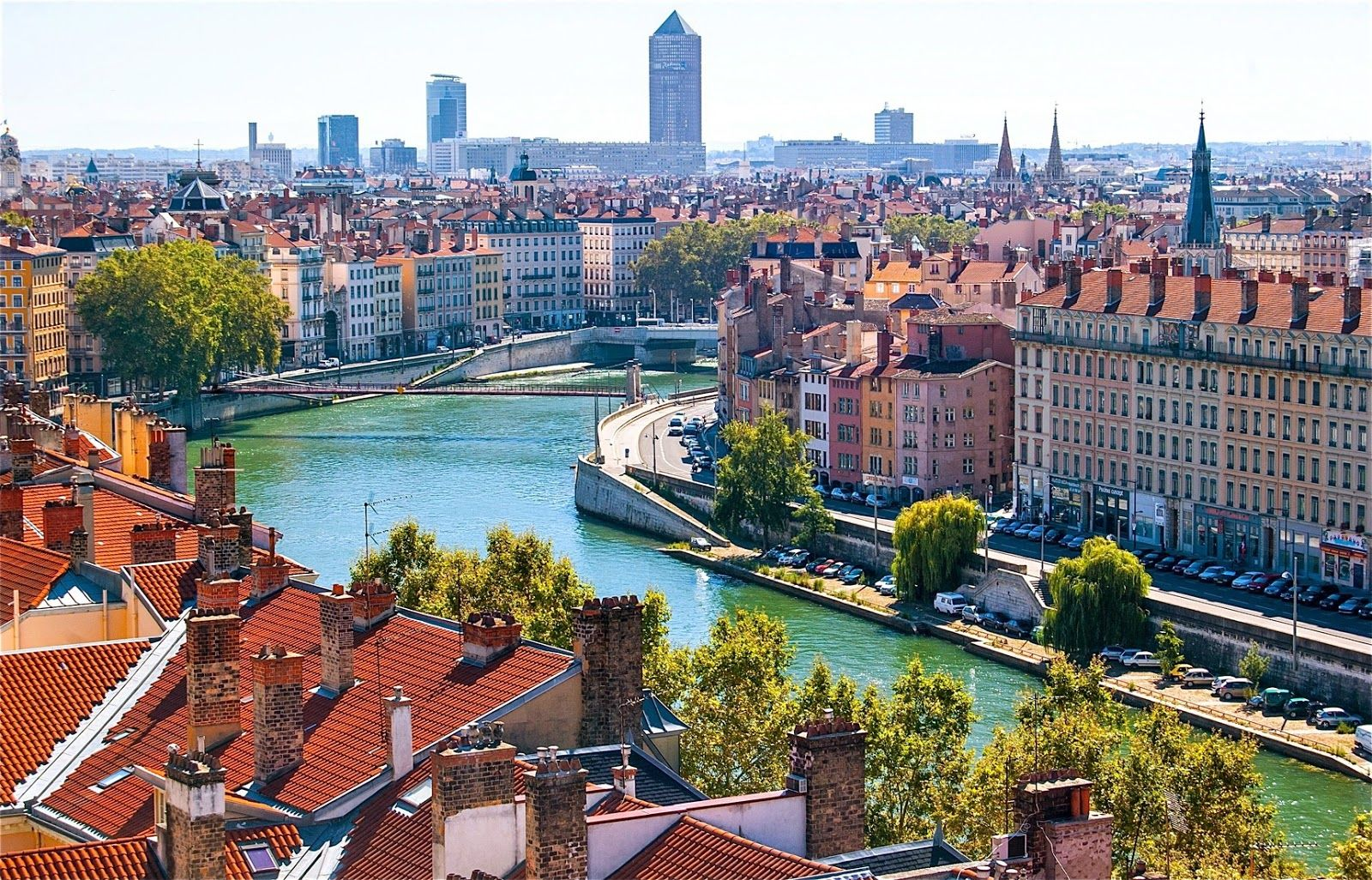 Fransa, Lyon şəhəri