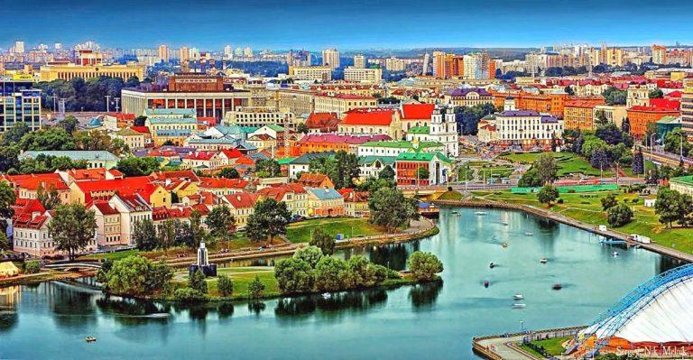 Minskdə gəzməli yerlər