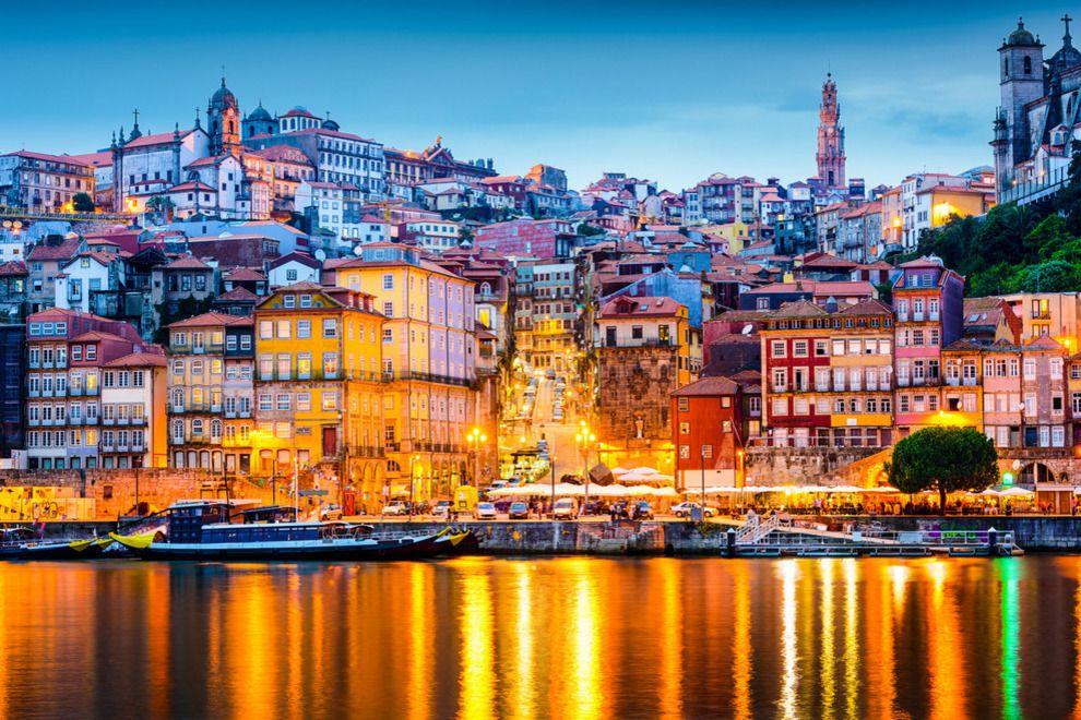 Portuqaliya, Porto şəhəri