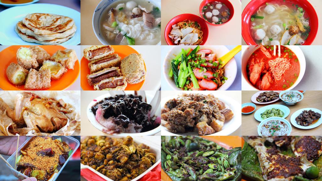 Sinqapurun milli yeməkləri